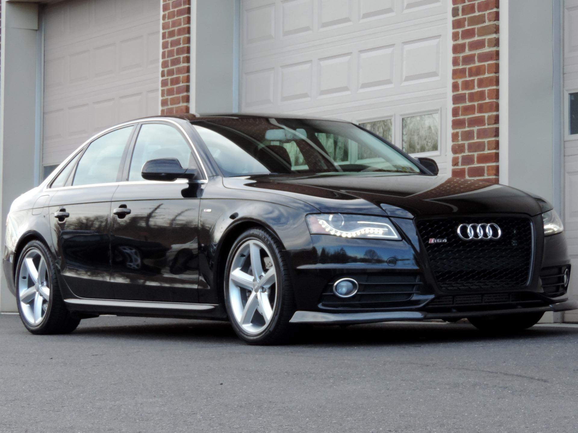2012 Audi A4 20t Quattro Premium Plus Stock 10968 For Sale Near White Black Rims Used