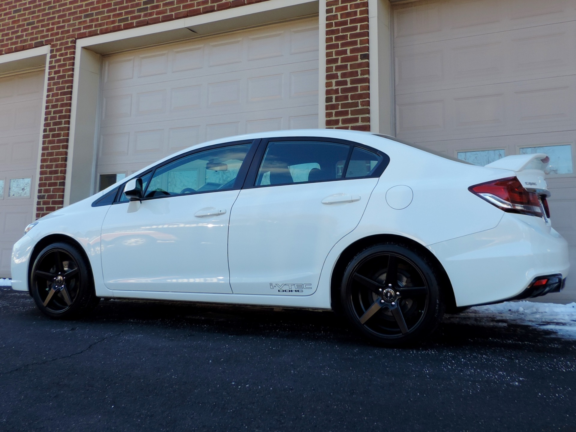 2013 honda civic si stock 707804 for sale near edgewater for Honda civic dealership
