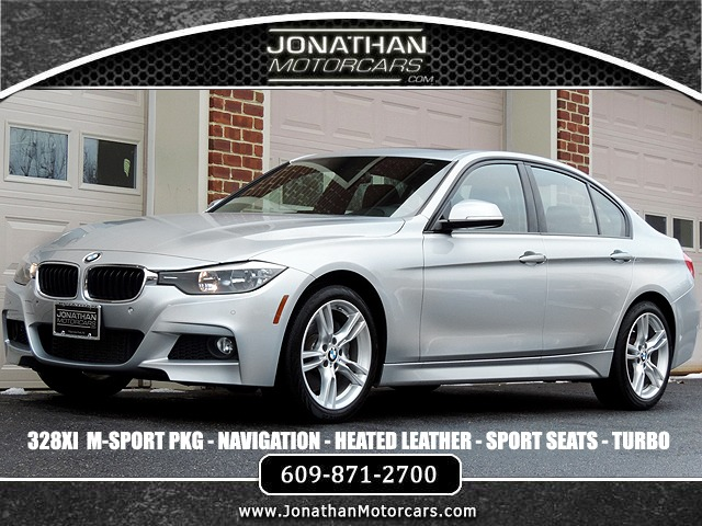 Used 2015 BMW 3 Series 328i xDrive M-Sport | Edgewater Park, NJ