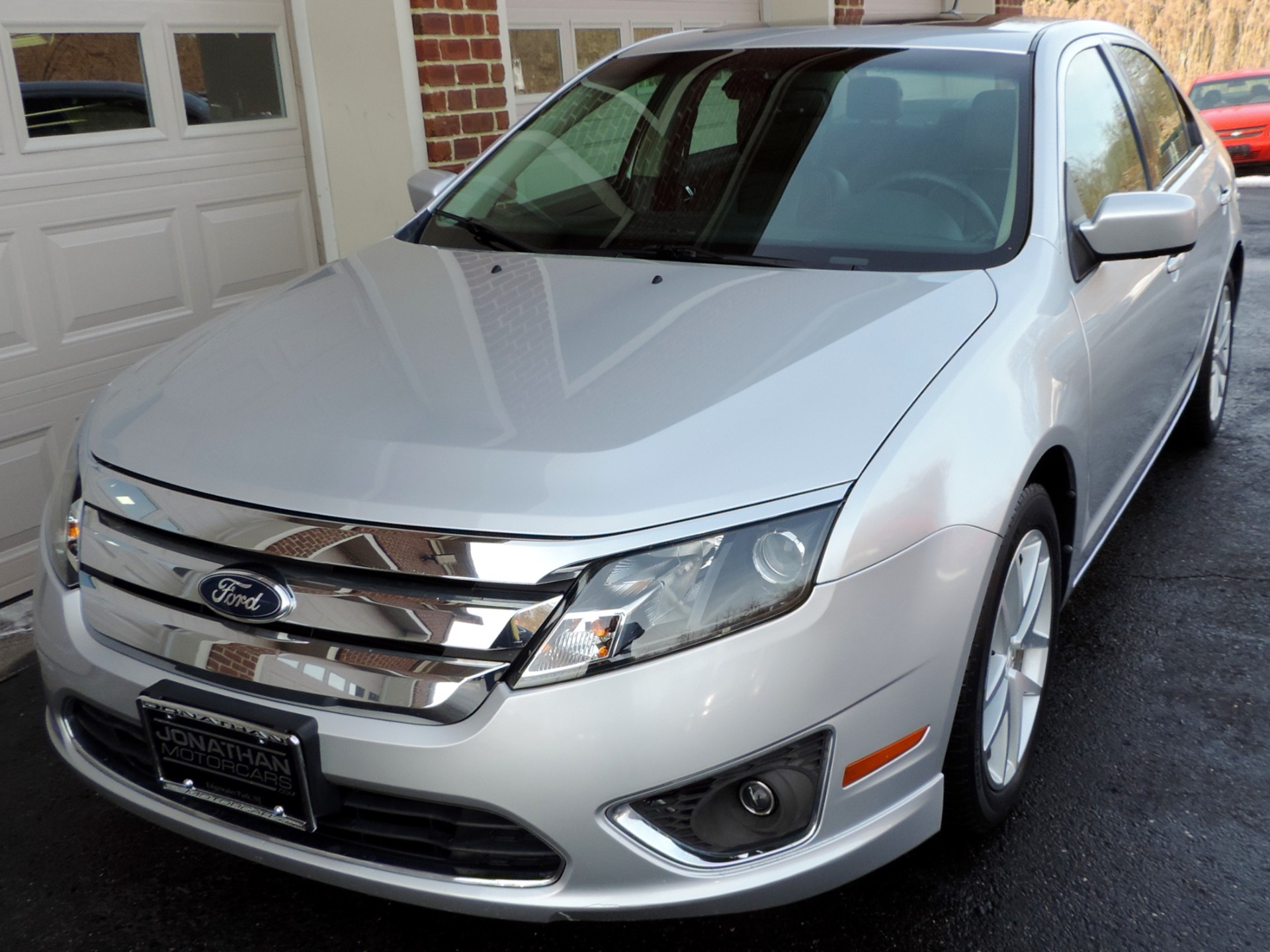 Ford Dealers Nj >> 2012 Ford Fusion SEL Stock # 405710 for sale near ...