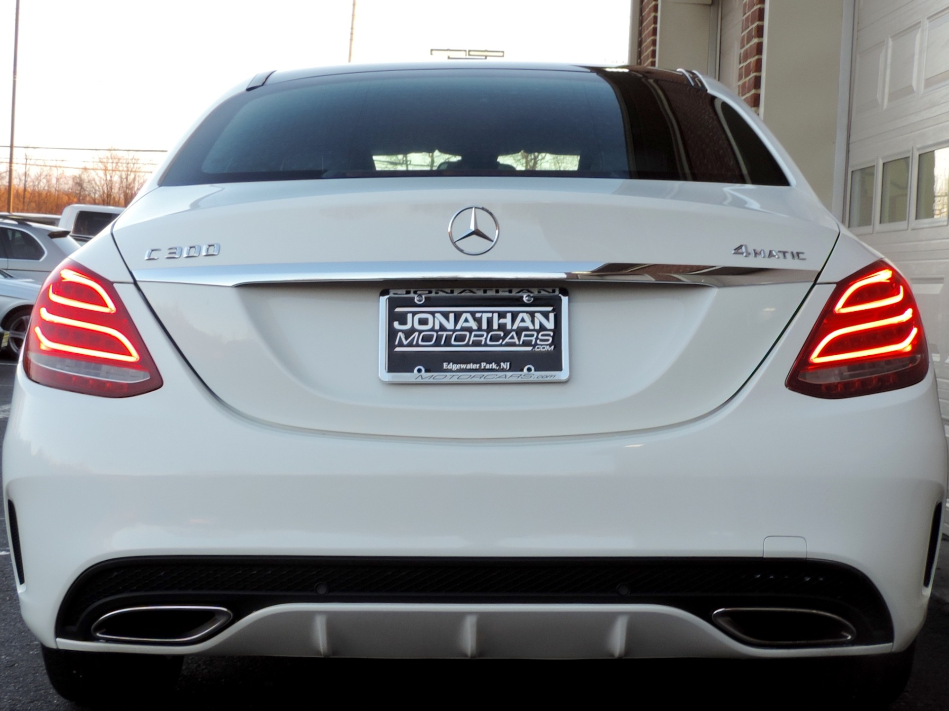 2015 Mercedes-Benz C-Class C 300 4MATIC Sport Stock ...