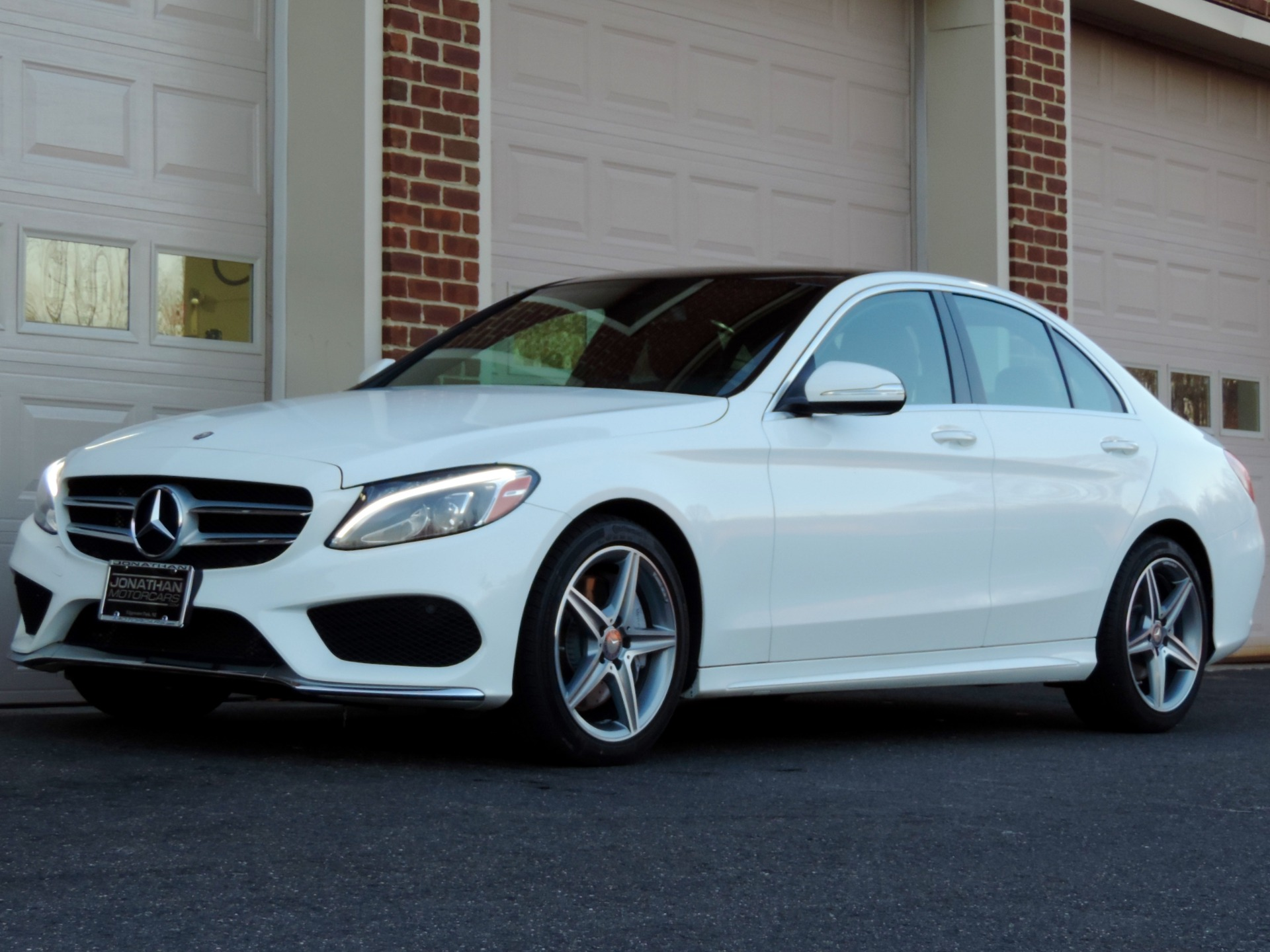 2015 mercedes benz c class c 300 4matic sport stock 022925 for sale near edgewater park nj. Black Bedroom Furniture Sets. Home Design Ideas