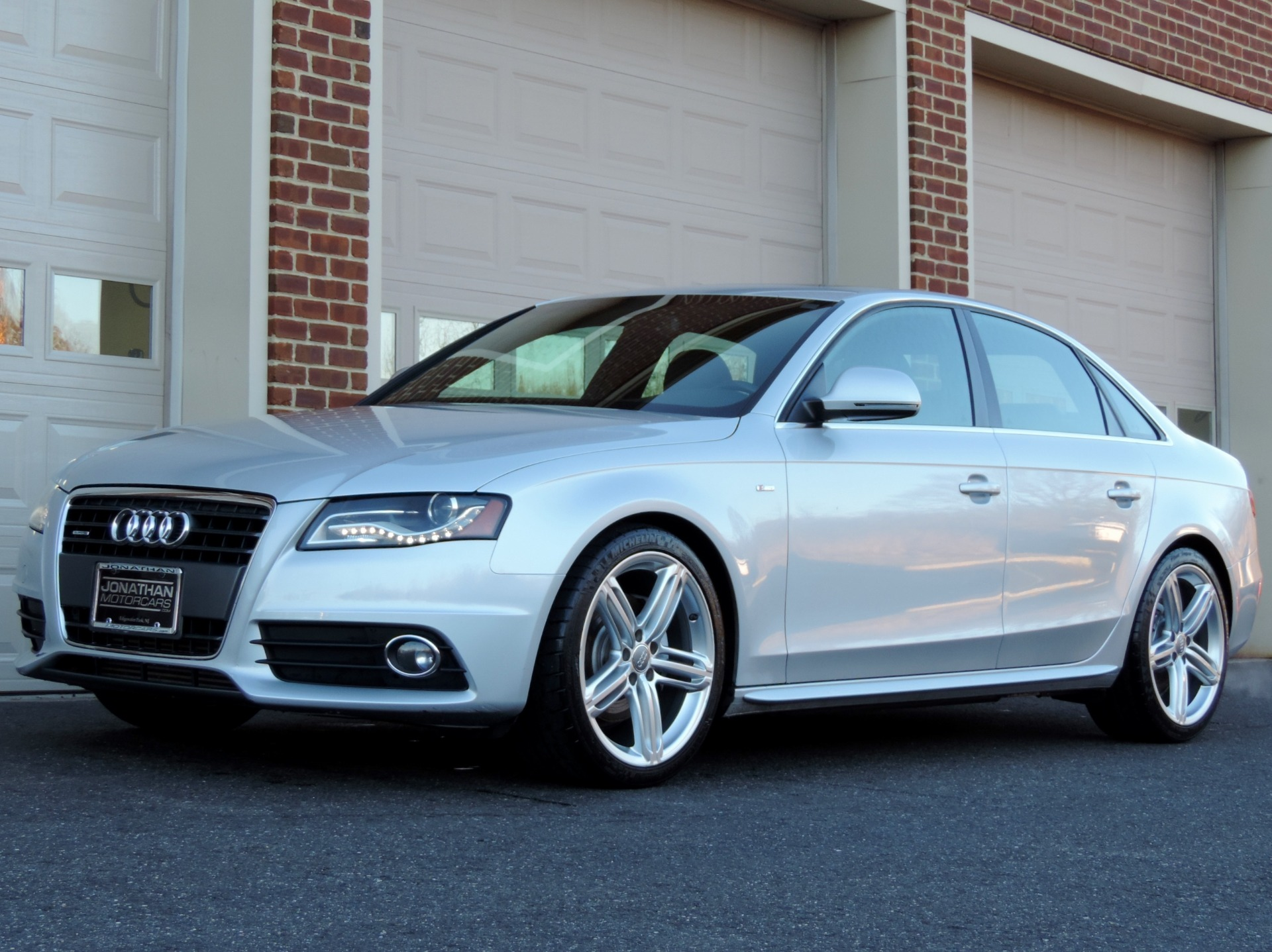 2009 audi a4 2 0t quattro stock 061317 for sale near edgewater park nj nj audi dealer. Black Bedroom Furniture Sets. Home Design Ideas