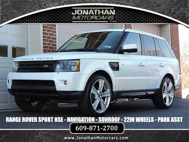 Land Rover Range Rover Sport HSE Stock For Sale Near - Range rover dealer nj