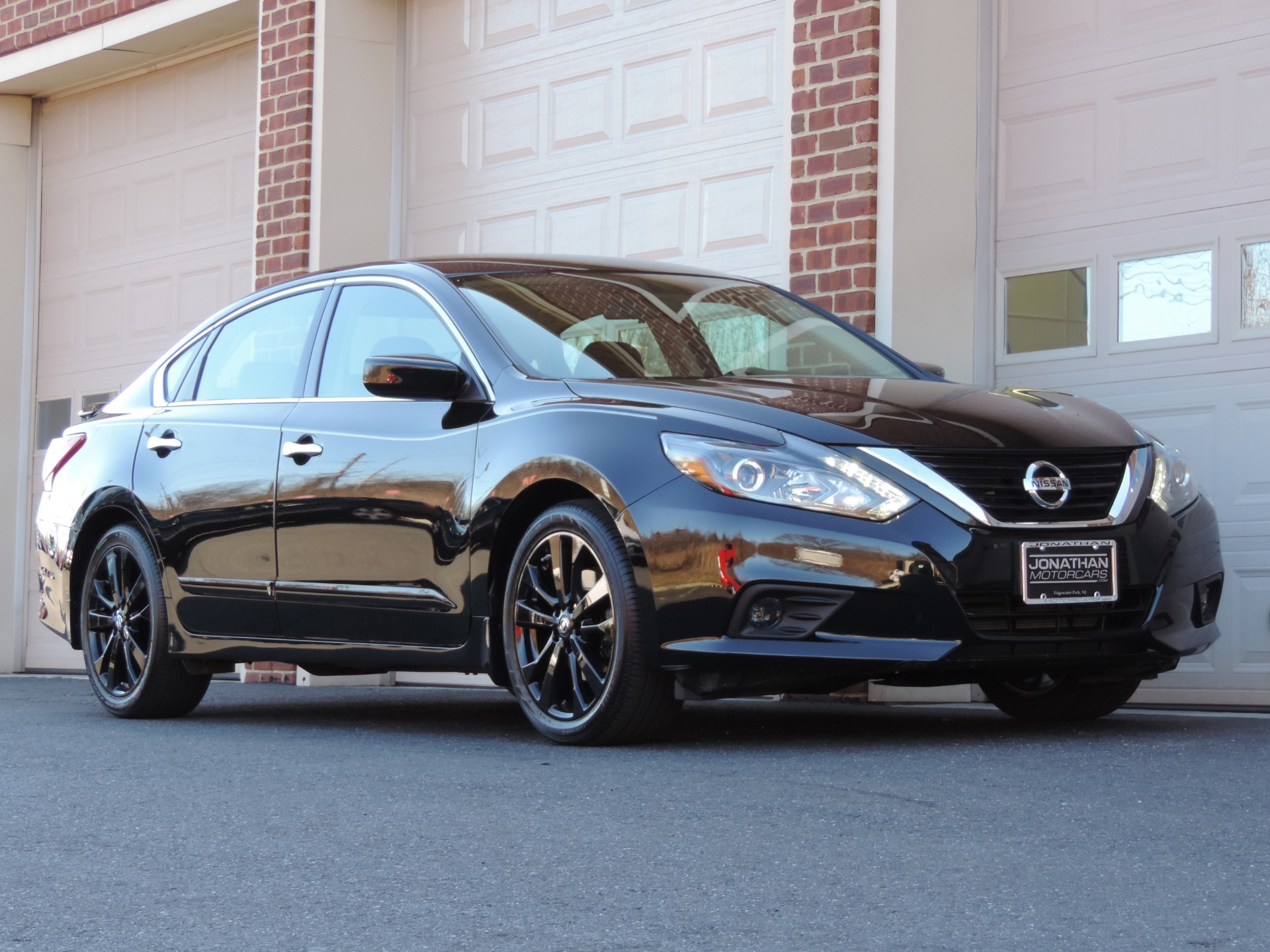 Nissan Dealers In Nj >> 2017 Nissan Altima 2.5 SR Stock # 248840 for sale near Edgewater Park, NJ | NJ Nissan Dealer