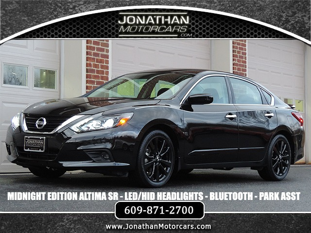 2017 nissan altima 2.5 sr stock # 248840 for sale near edgewater