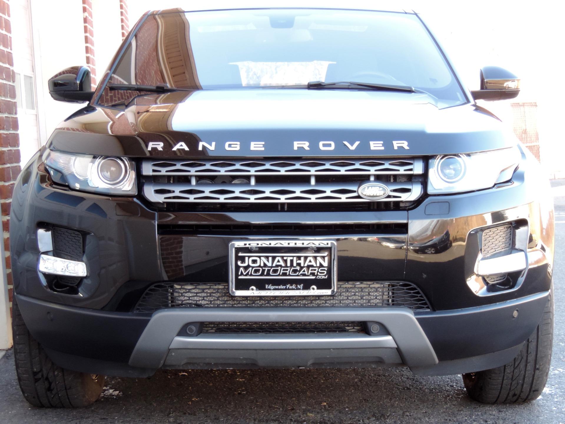 2015 Land Rover Range Rover Evoque Pure Plus Stock