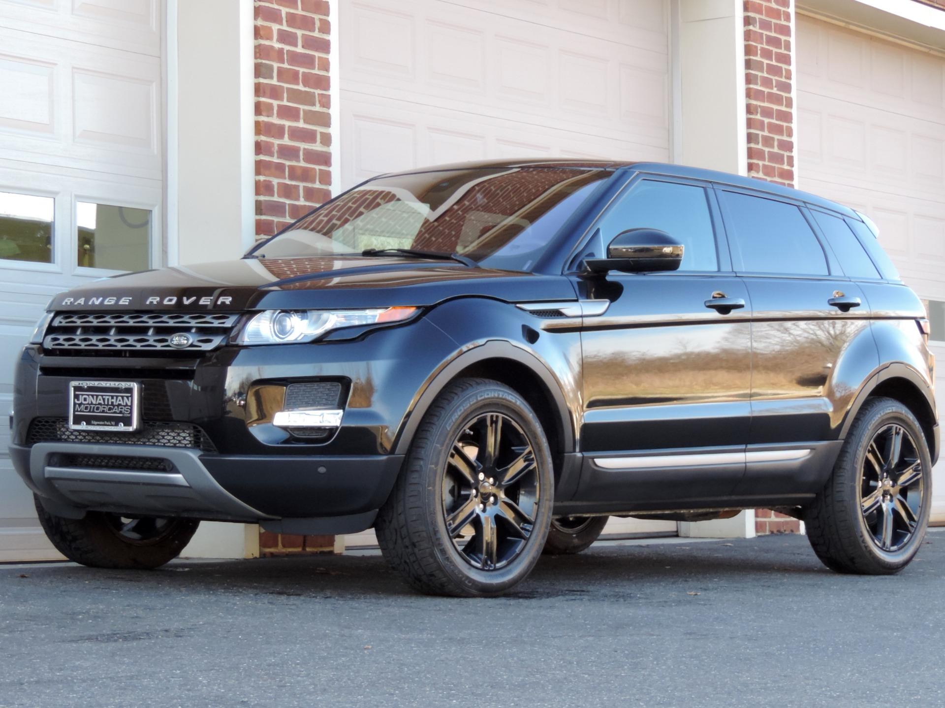 Land Rover Range Rover Evoque Pure Plus Stock For - Range rover dealer nj