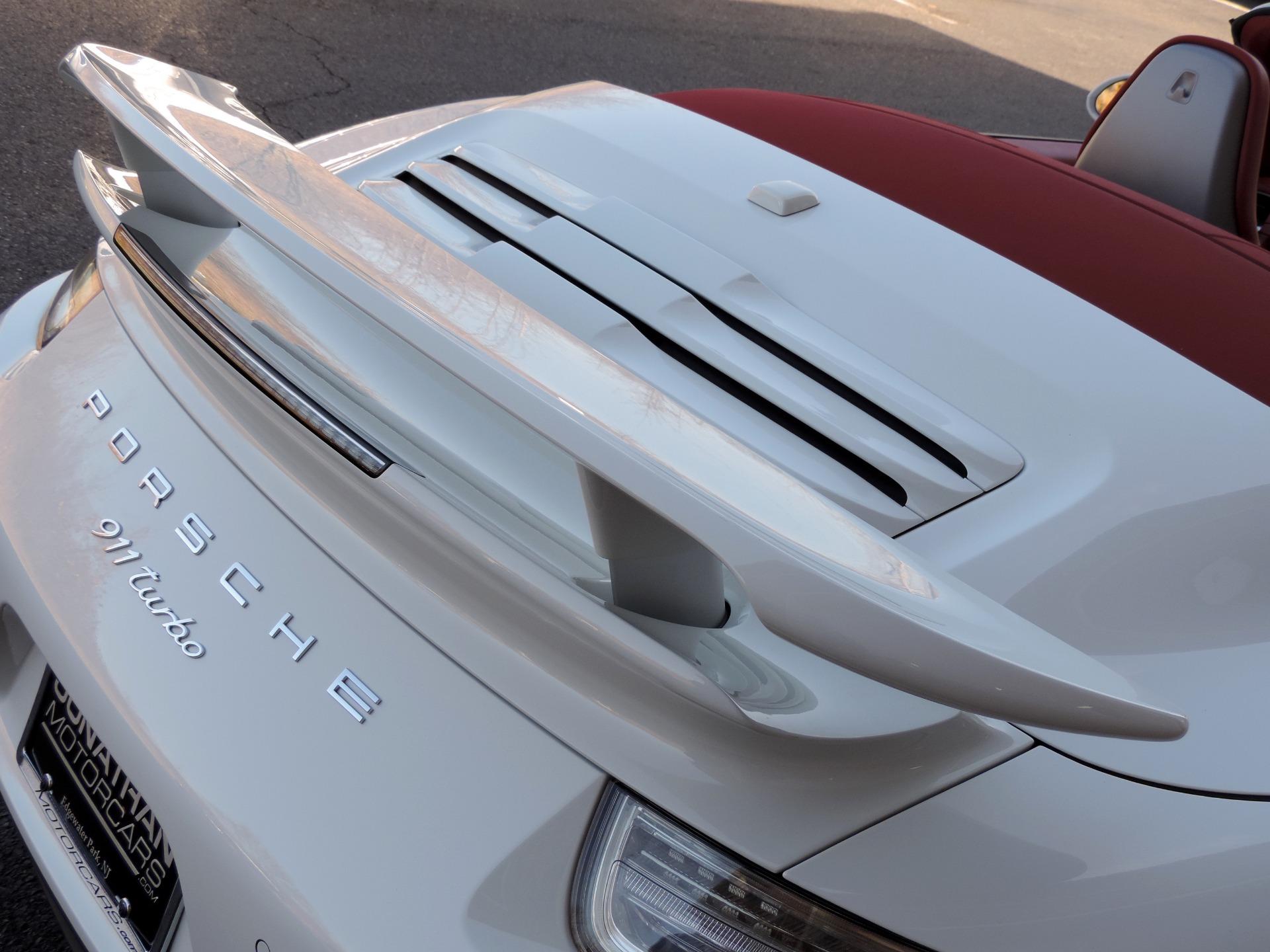 2016 Porsche 911 Turbo Stock 178264 For Sale Near