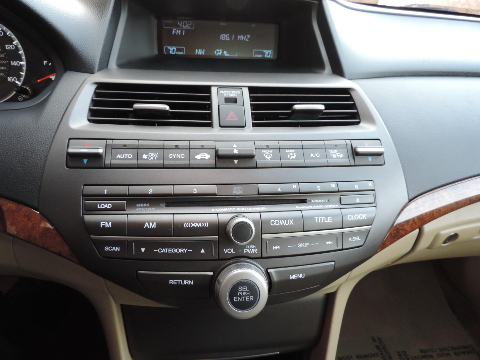 Used 2012 Honda Accord EX L V6
