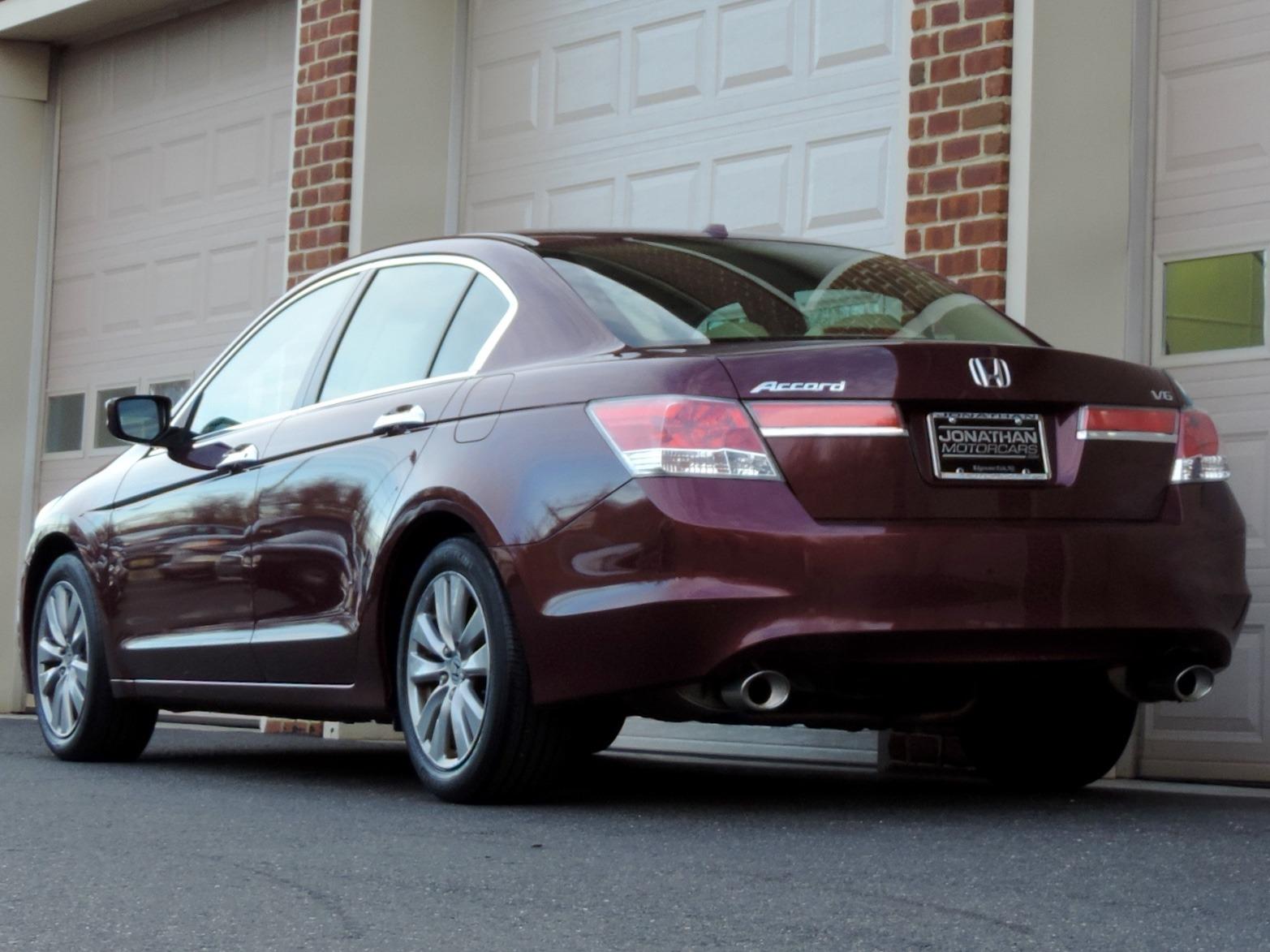 Honda Dealers Nj >> 2012 Honda Accord EX-L V6 Stock # 021444 for sale near ...