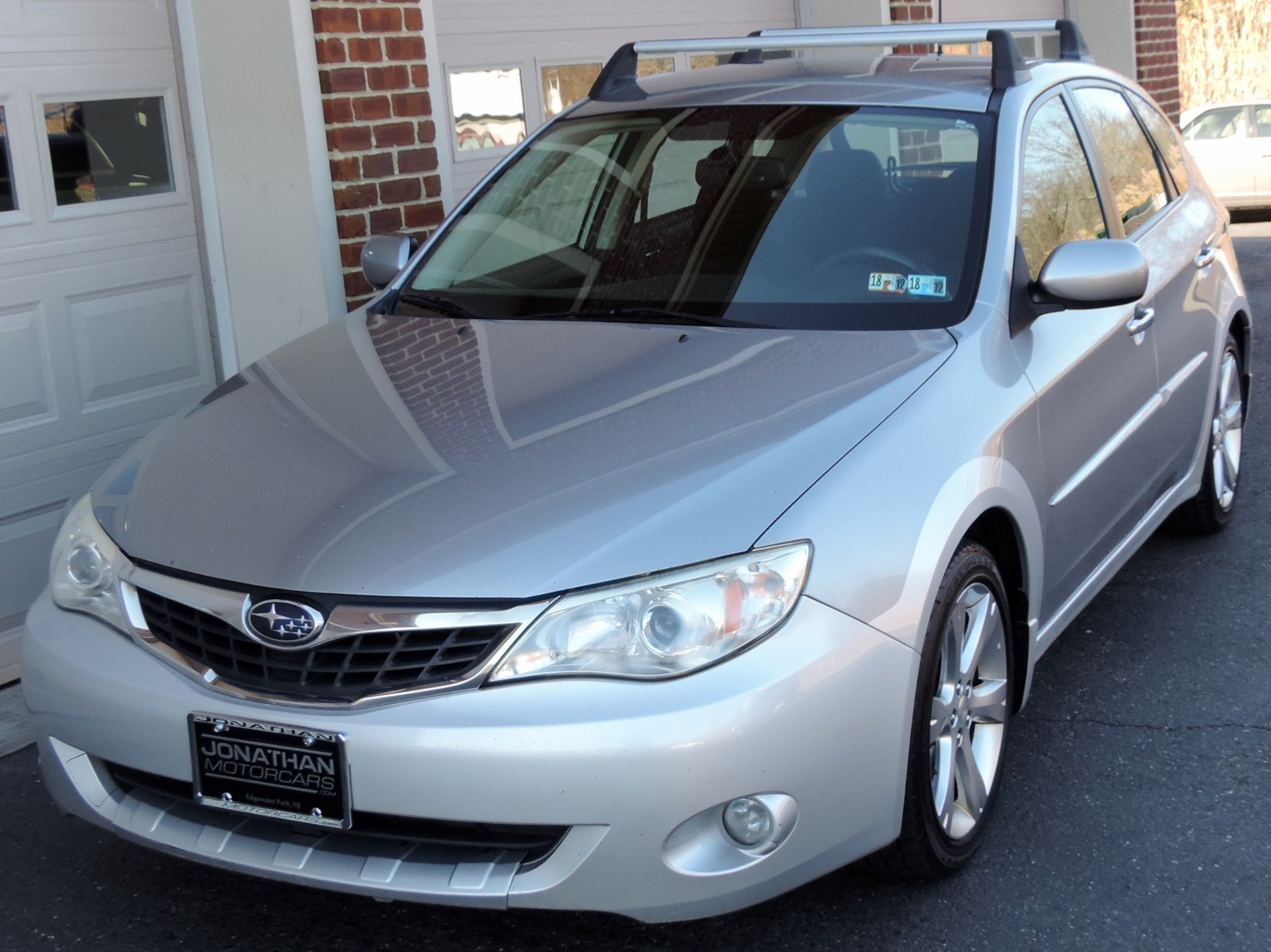 2009 subaru impreza outback sport stock 812927 for sale near edgewater park nj nj subaru dealer. Black Bedroom Furniture Sets. Home Design Ideas