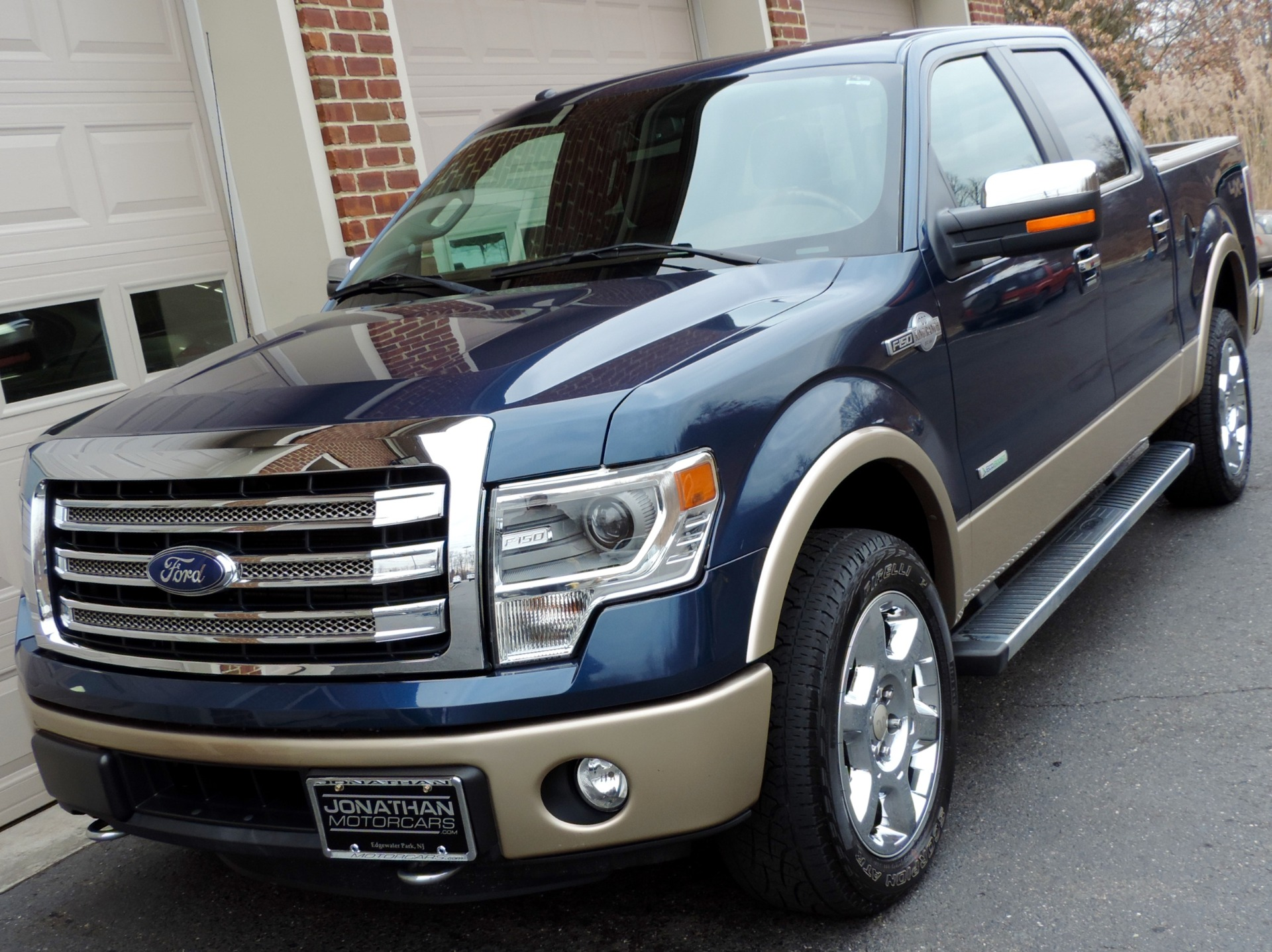 2014 ford f 150 king ranch stock f14040 for sale near edgewater park nj nj ford dealer. Black Bedroom Furniture Sets. Home Design Ideas