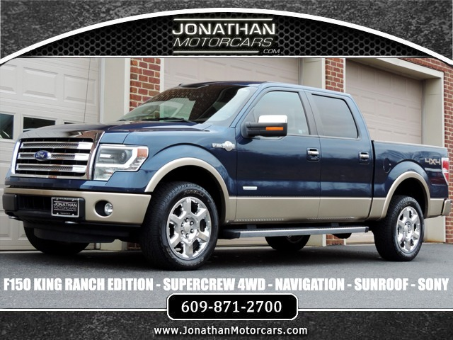2014 Ford F150 For Sale >> 2014 Ford F 150 King Ranch Stock F14040 For Sale Near Edgewater