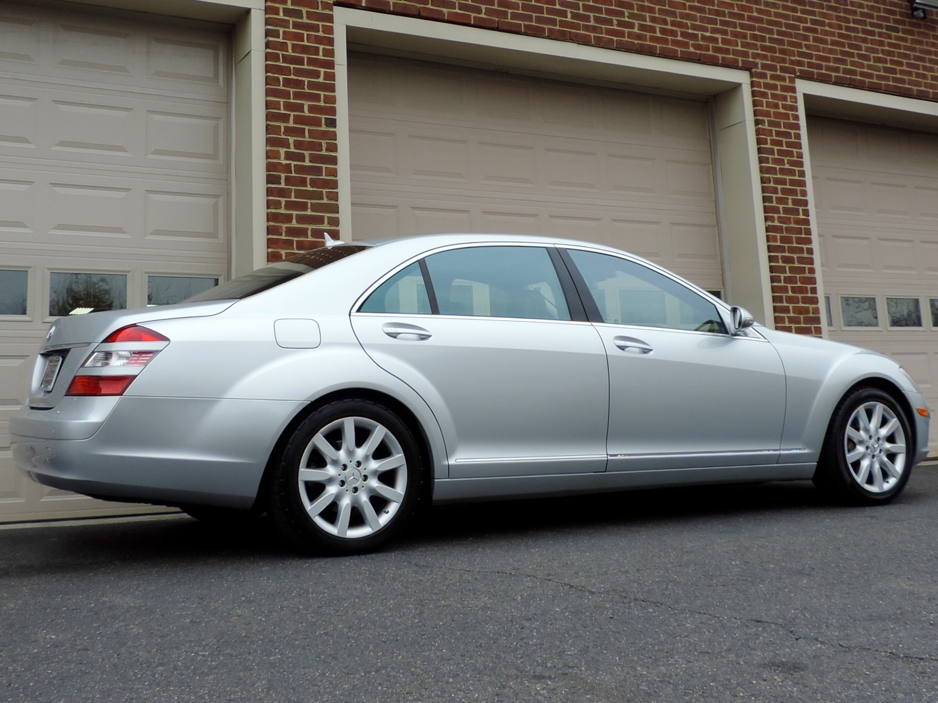 2007 mercedes benz s class s 550 stock 133674 for sale for 2007 mercedes benz s class 550