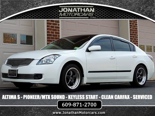 Used 2008 Nissan Altima 25 S