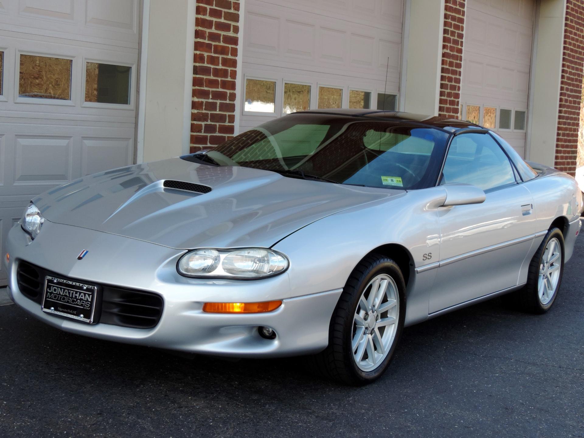 Used 2002 Chevrolet Camaro Z28 Ss