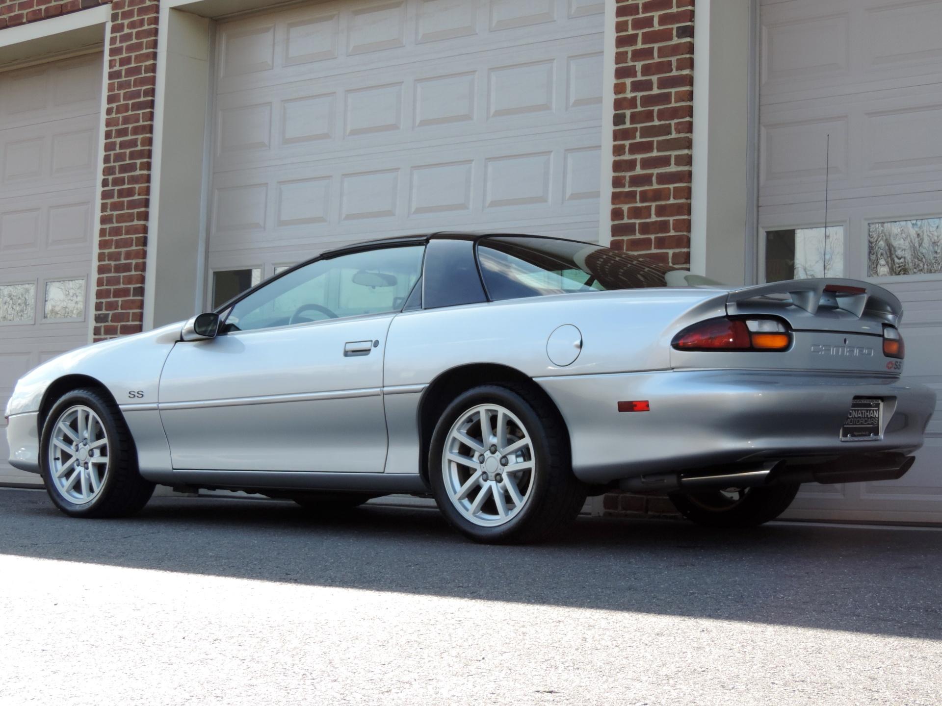2002 Chevrolet Camaro Z28 Ss Stock 167652 For Sale Near