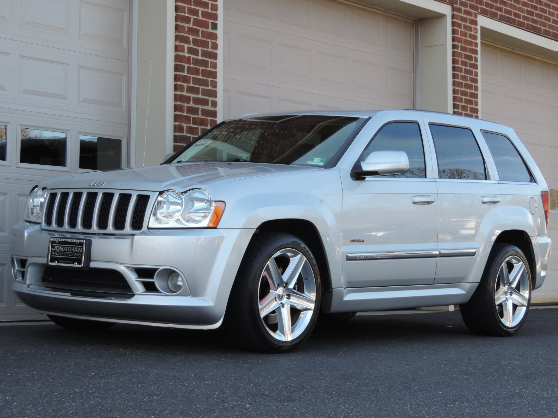 2007 jeep grand cherokee srt8 stock 502498 for sale near. Black Bedroom Furniture Sets. Home Design Ideas
