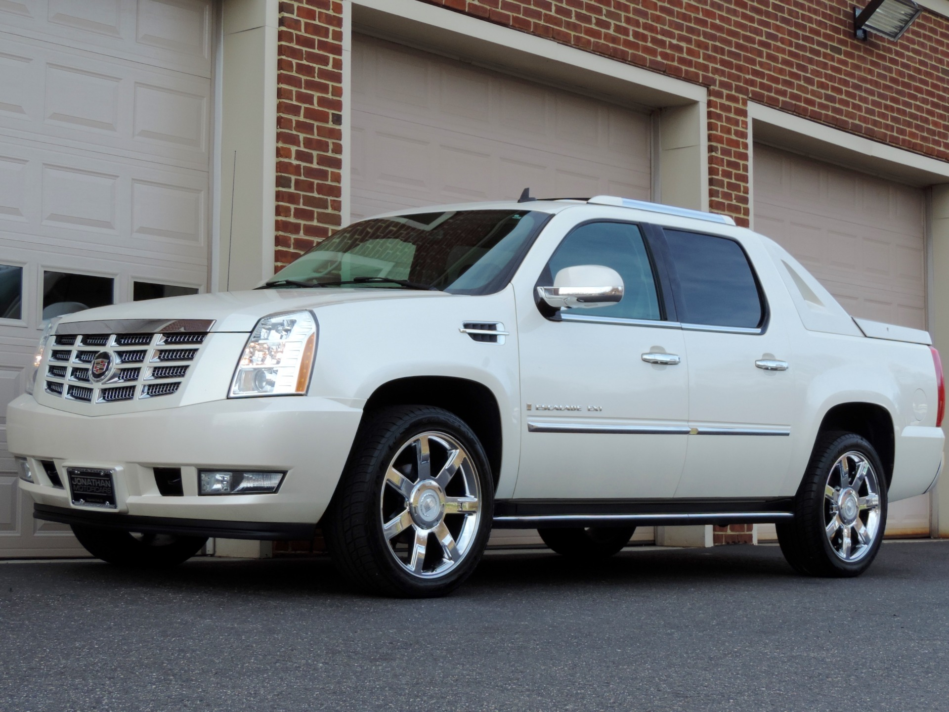 2007 Cadillac Escalade Ext Stock 159144 For Sale Near