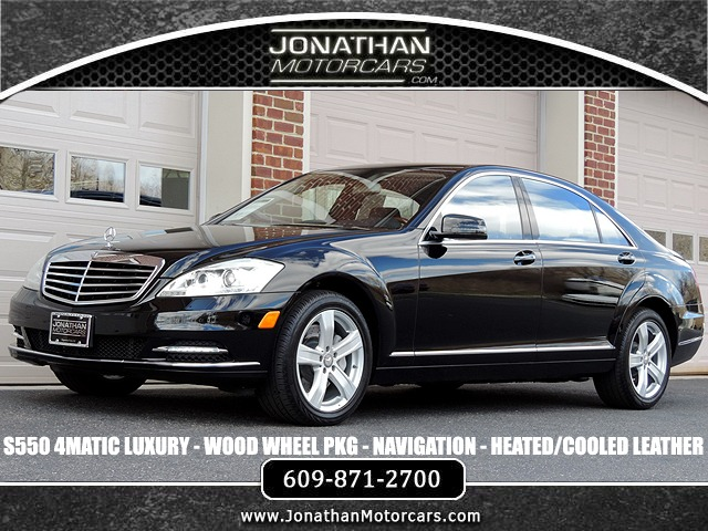 Used 2010 Mercedes-Benz S-Class S 550 4MATIC | Edgewater Park, NJ