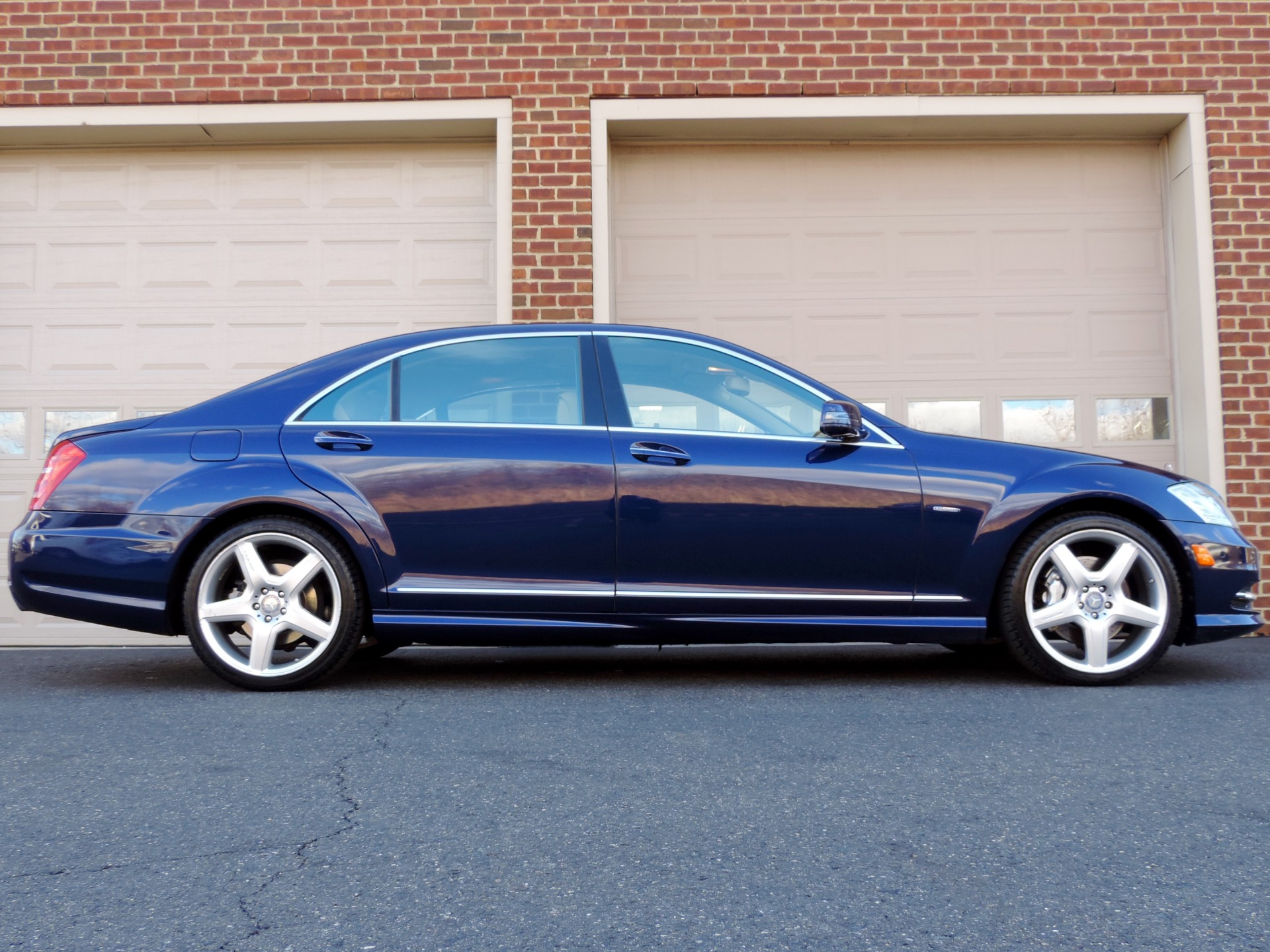 2012 mercedes benz s class s 550 4matic stock 452560 for for Mercedes benz s class 2012