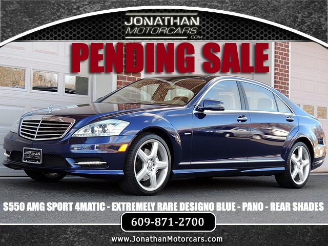 2012 Mercedes-Benz S-Class S 550 4MATIC Stock # 452560 for ...