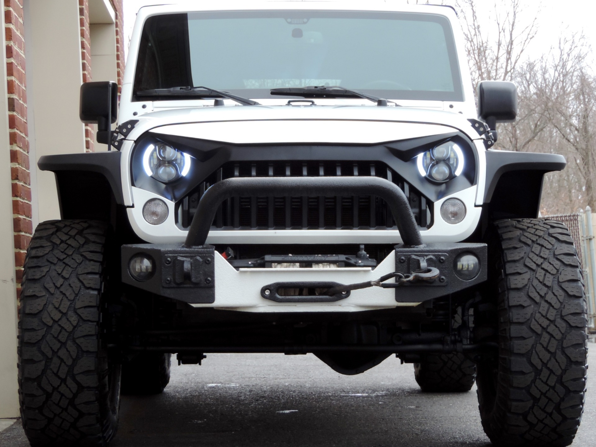2015 Jeep Wrangler Unlimited Rubicon Stock for sale near