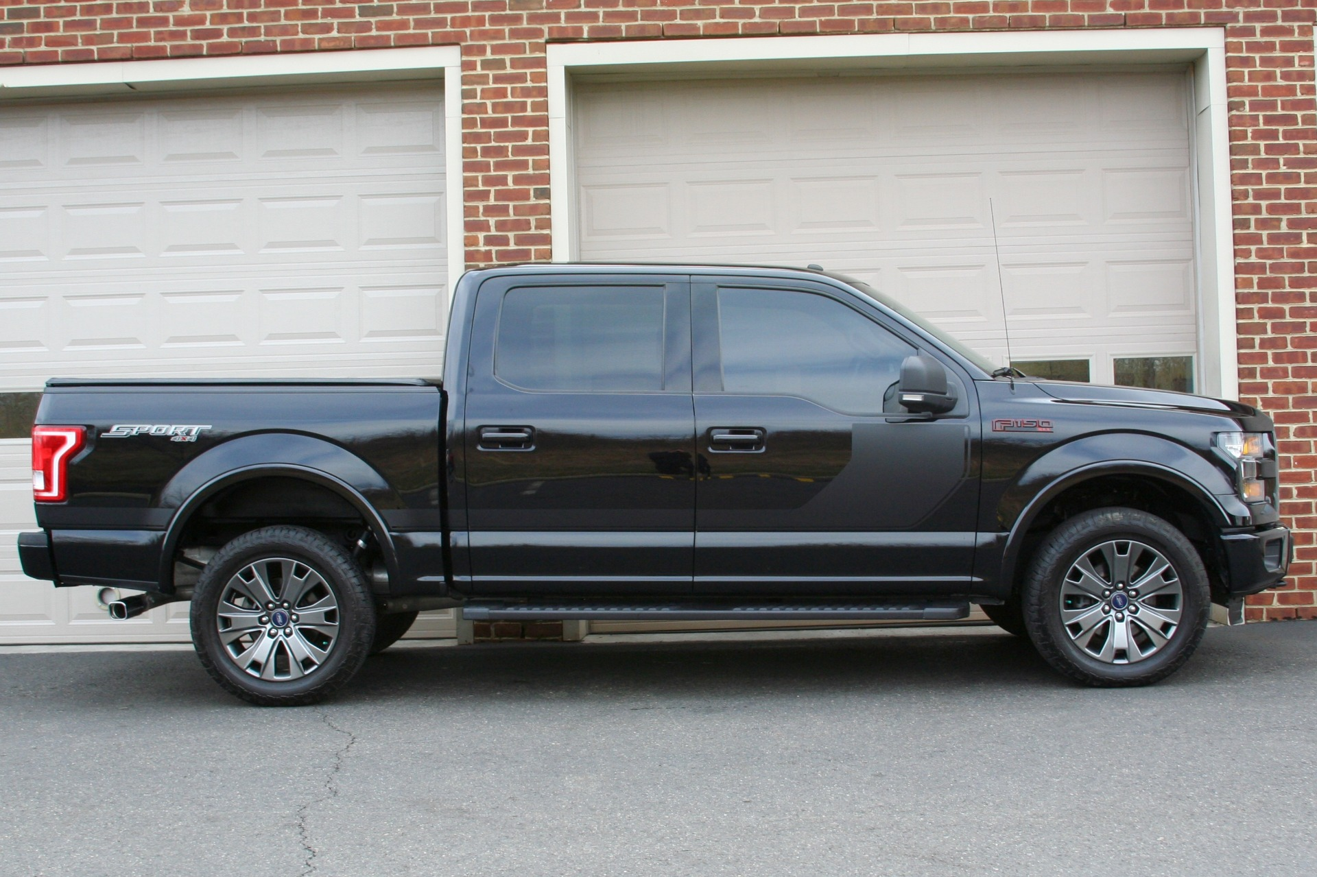 Ford Dealers Nj >> 2016 Ford F-150 XLT Sport Stock # A90775 for sale near Edgewater Park, NJ | NJ Ford Dealer