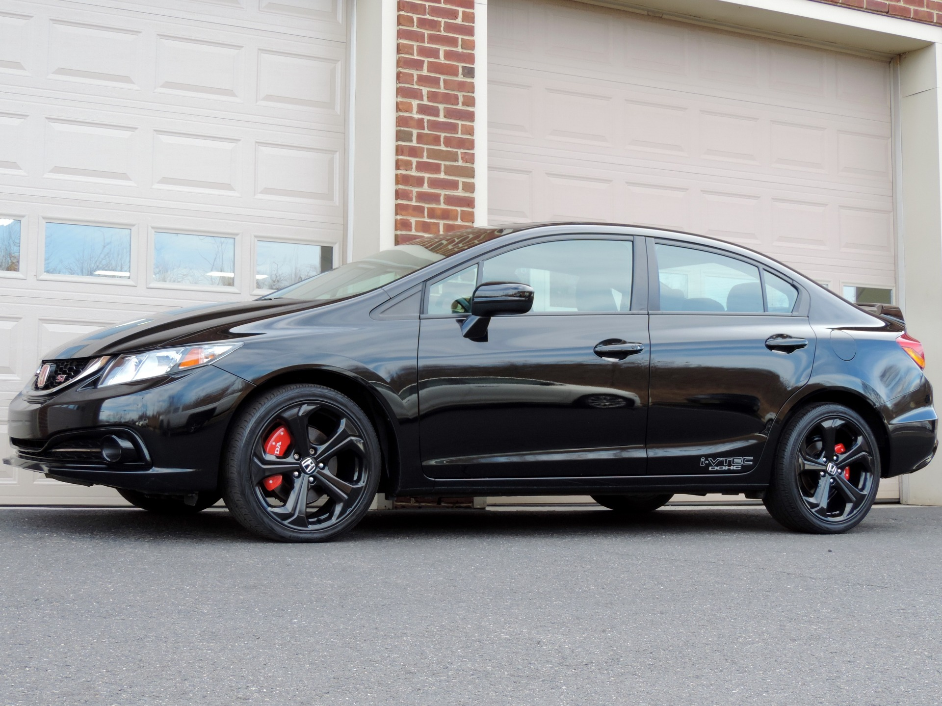 2014 Honda Civic Si Stock 705310 For Sale Near Edgewater