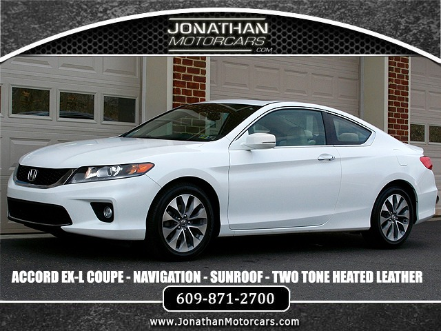 Used 2015 Honda Accord EX-L w/Navi | Edgewater Park, NJ