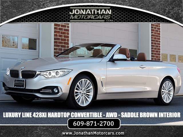 Used 2015 BMW 4 Series 428i xDrive | Edgewater Park, NJ