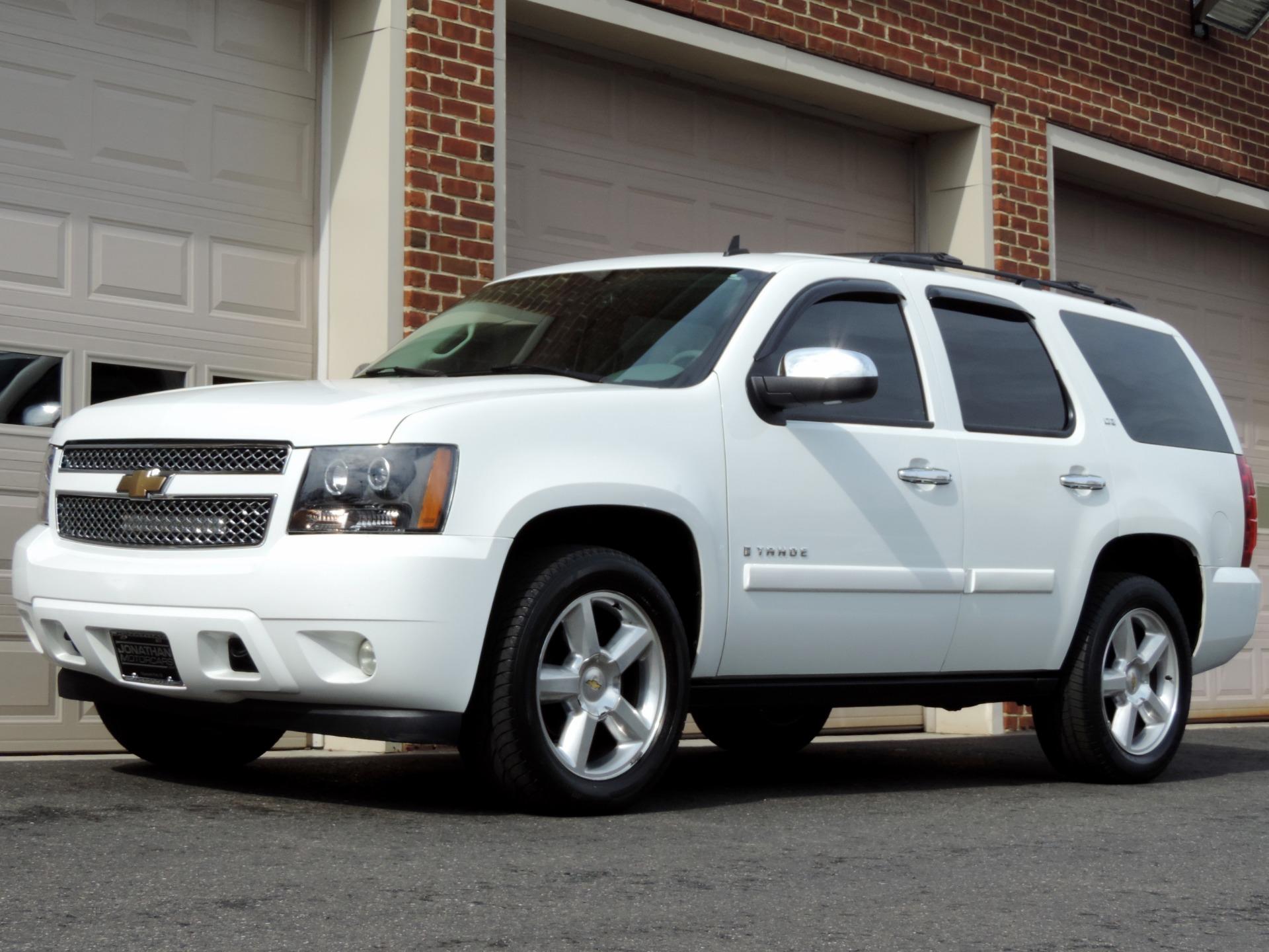 2007 Chevrolet Tahoe Ltz >> 2007 Chevrolet Tahoe Ltz Stock 387144 For Sale Near Edgewater Park