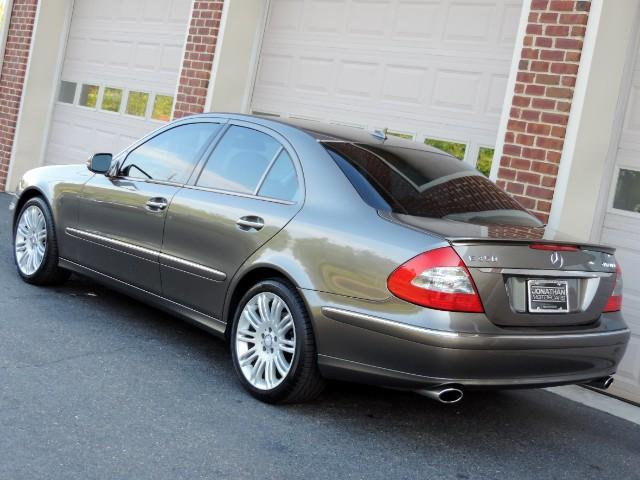 2008 mercedes benz e class e350 sport 4matic navigation. Black Bedroom Furniture Sets. Home Design Ideas