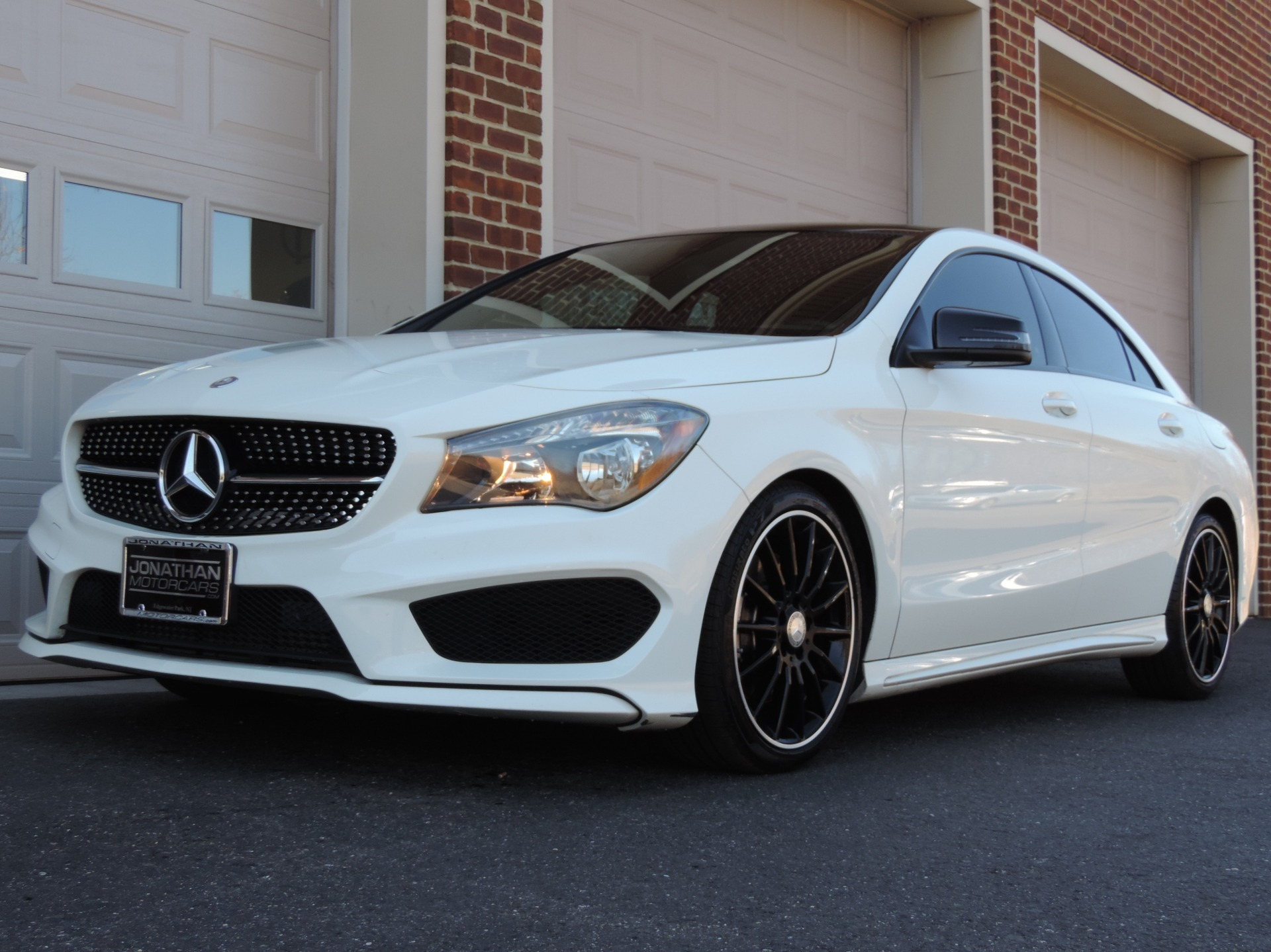 2016 mercedes benz cla cla 250 4matic stock 334175 for sale near edgewater park nj nj. Black Bedroom Furniture Sets. Home Design Ideas