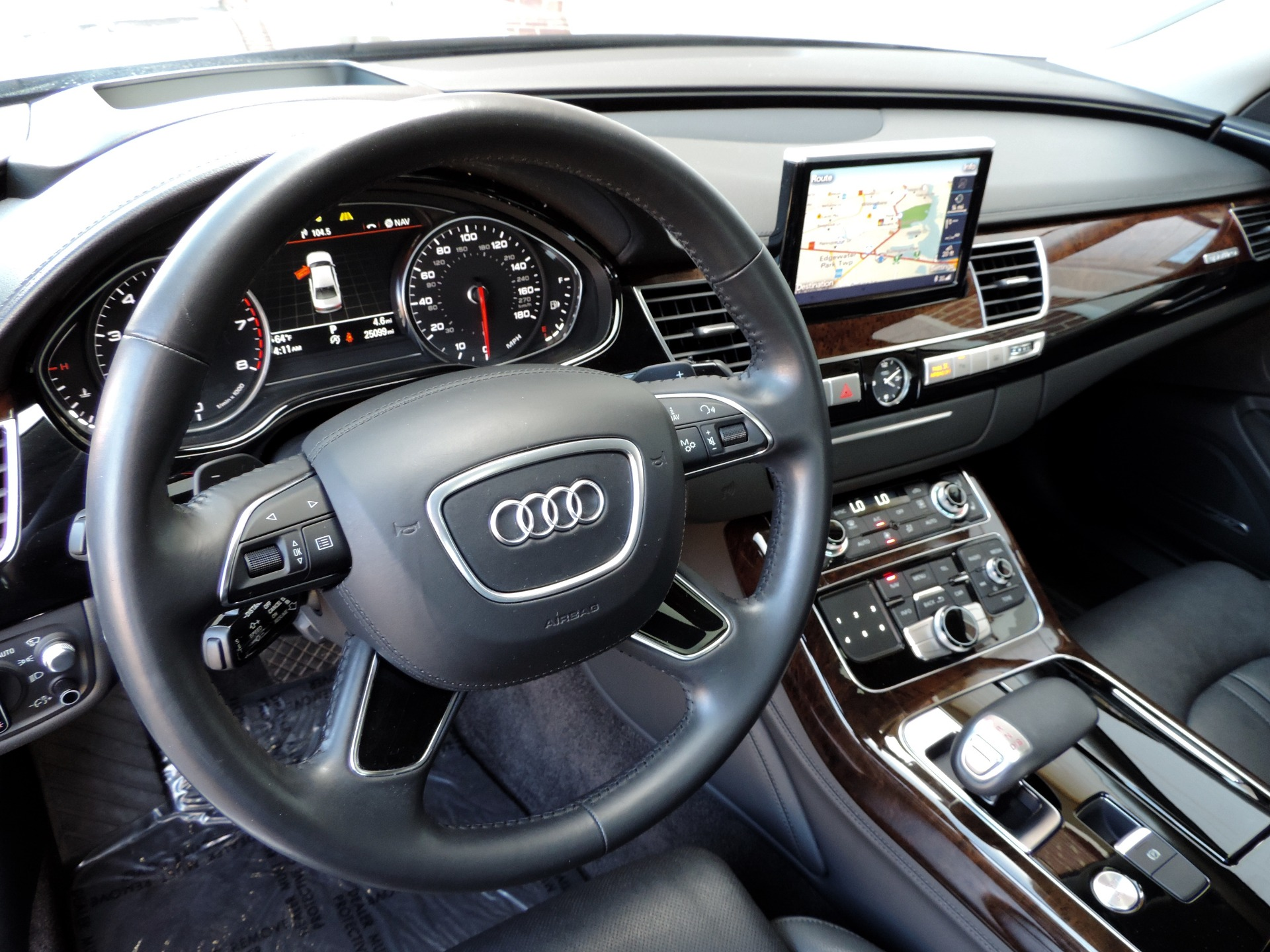 2015 Audi A8 L 3 0t Quattro Stock 000627 For Sale Near