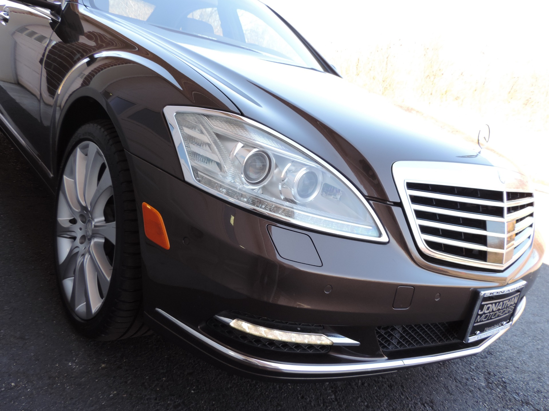 2011 mercedes benz s class s 550 4matic stock 364496 for for 2011 mercedes benz s class