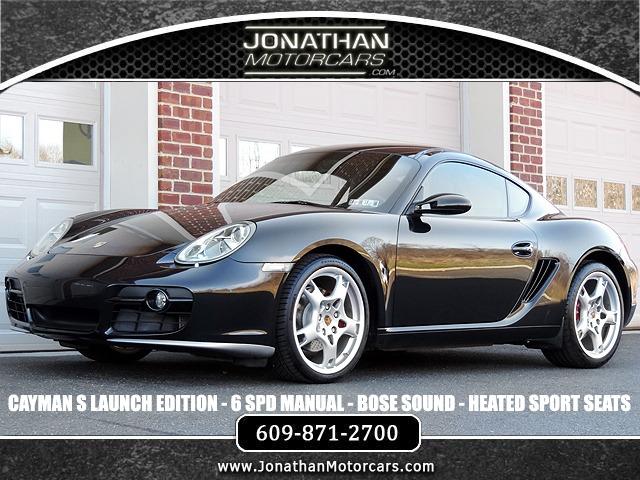 2006 Porsche Cayman S Stock 780403 For Sale Near Edgewater