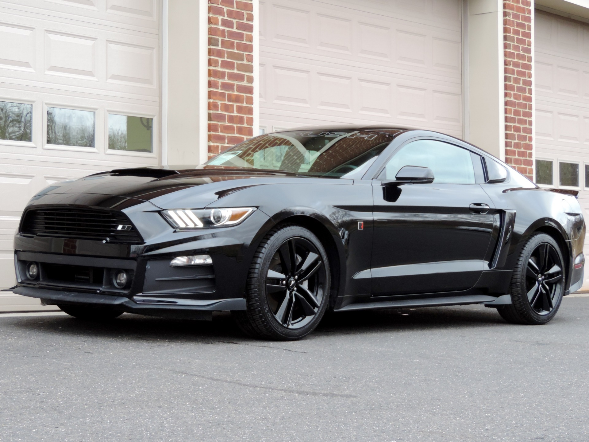2015 ford mustang ecoboost premium roush stock 331244 for sale