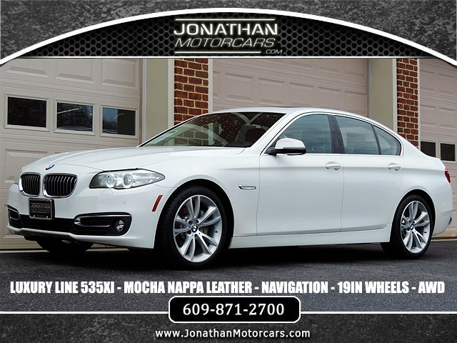 2015 bmw 5 series 535i xdrive luxury line stock 542771 for sale near edgewater park nj nj. Black Bedroom Furniture Sets. Home Design Ideas