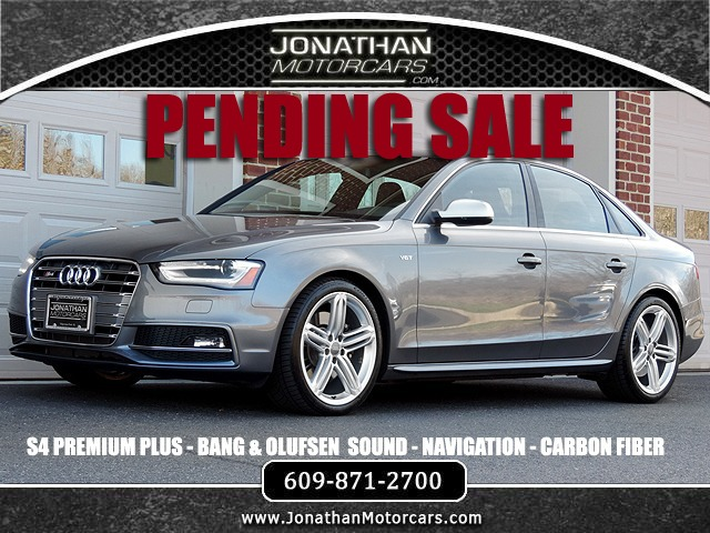 2013 Audi S4 30t Quattro Premium Plus Stock 204677 For Sale Near
