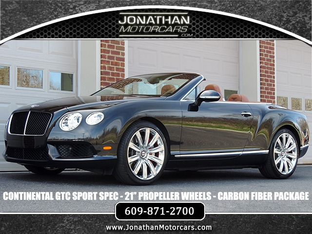 Used 2014 Bentley Continental GTC S V8 | Edgewater Park, NJ