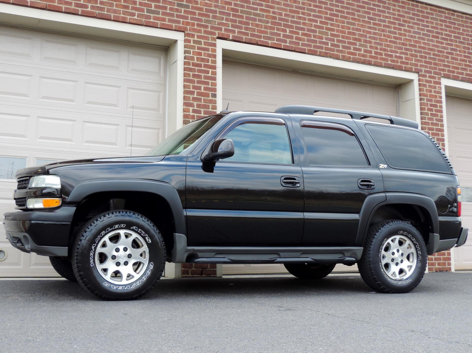 2004 Chevrolet Tahoe Z71 >> 2004 Chevrolet Tahoe Z71 Stock 277403 For Sale Near