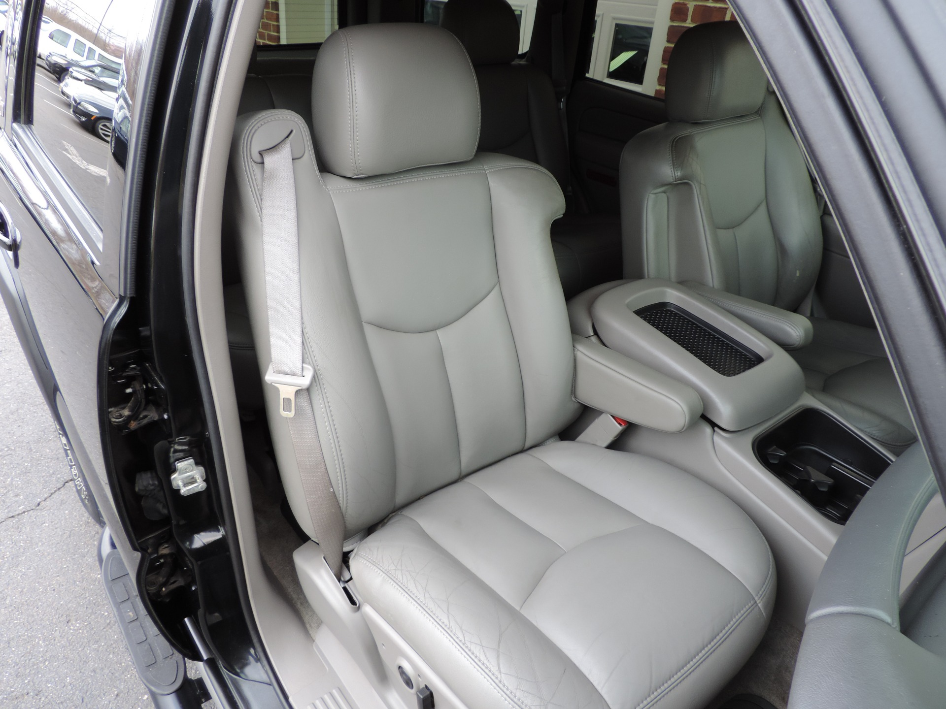 2004 tahoe seat memory