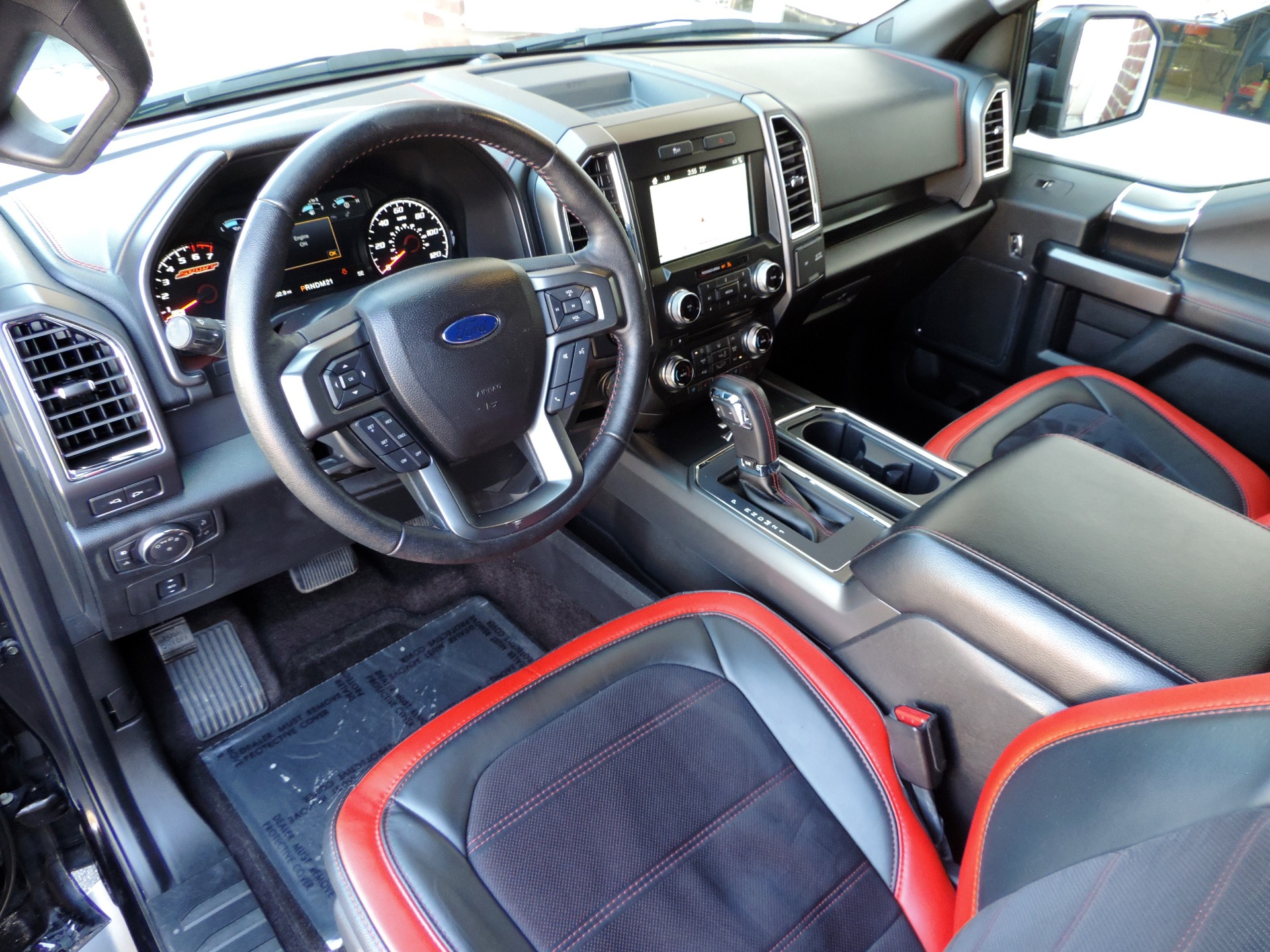 2016 Ford F 150 Lariat Special Edition Sport Stock
