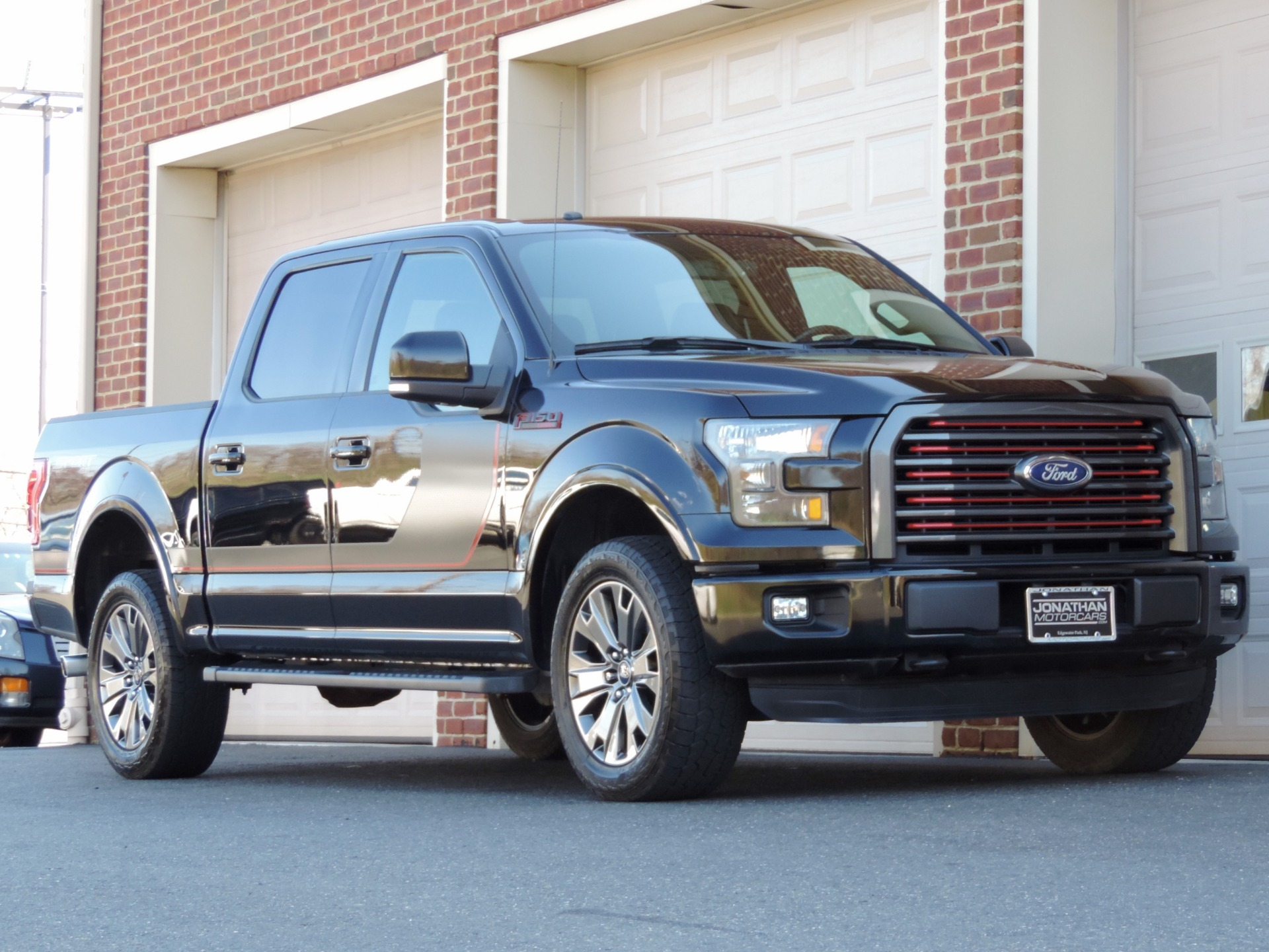 Ford Dealers Nj >> 2016 Ford F-150 Lariat Special Edition Sport Stock # B79954 for sale near Edgewater Park, NJ ...