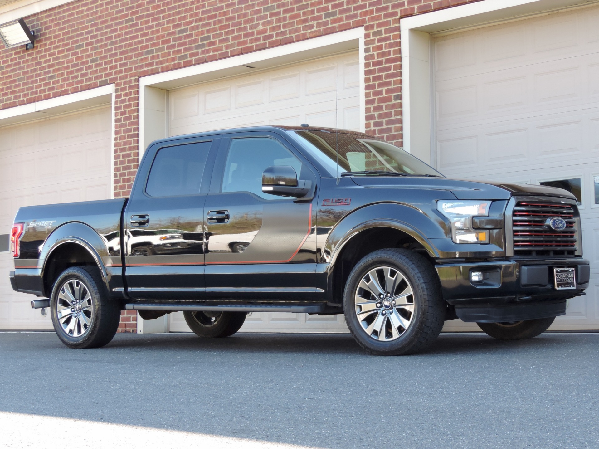 2016 ford f 150 lariat special edition sport stock. Black Bedroom Furniture Sets. Home Design Ideas