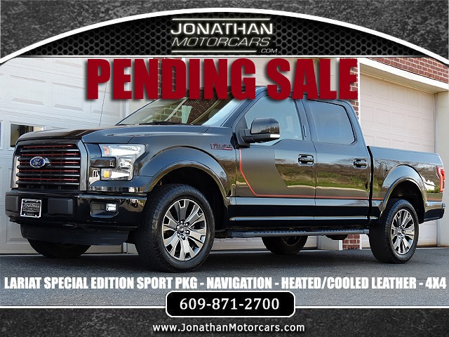 Used 2016 Ford F 150 Lariat Special Edition