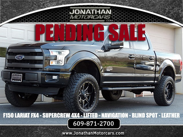 2015 Ford F 150 Lifted >> 2015 Ford F 150 Lariat Fx4 Stock C38868 For Sale Near Edgewater