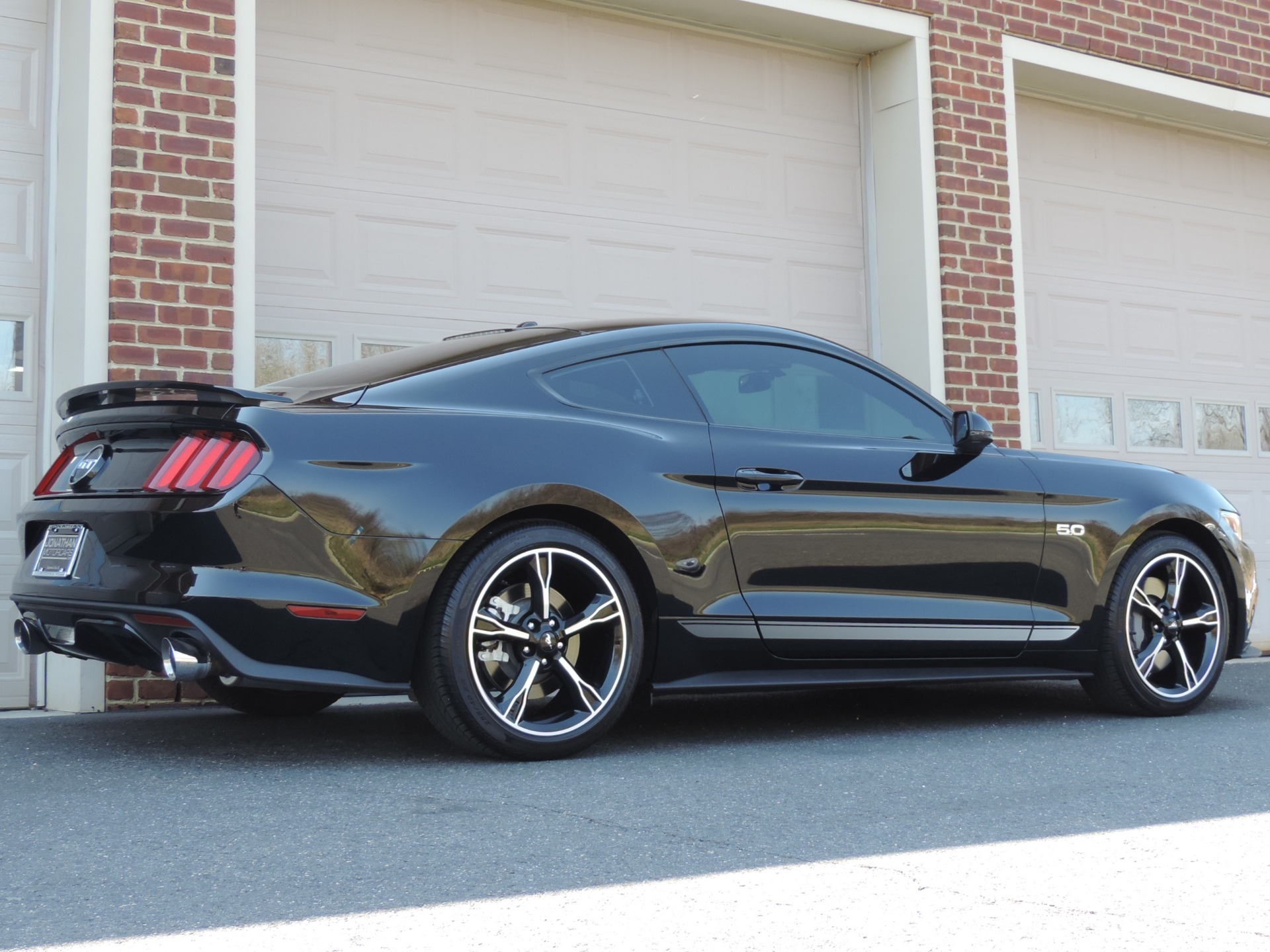 Ford Dealers Nj >> 2017 Ford Mustang GT Premium California Special Stock ...